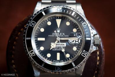 Rolex 1680 Comex