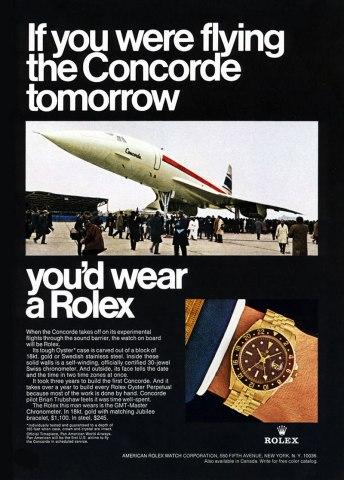 Rolex Concorde