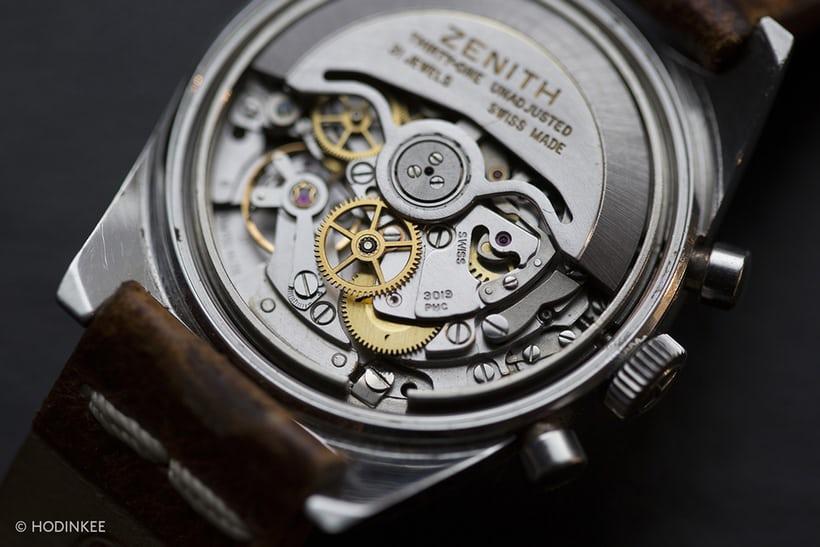 ساعة زينيث البريميرو